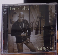 200491 - Leee John - Feel My Soul Jazz Album CD Personaly Signed - Treasure TV