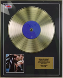 200495 - George Michael - Faith Framed & Mounted Gold Disc Ltd Edition of 50 only - Treasure TV