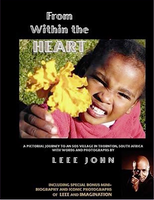 200497 - Within The Heart  - SOS Charity Book Personally Signed by Leee John - Treasure TV