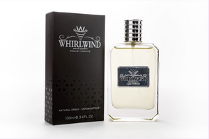 200420 - Whirlwind Eau de Parfum Stunning New Mens Fragrance (RRP £69) - Treasure TV