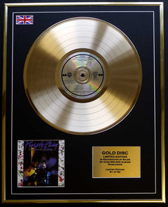 200498 - Prince - Purple Rain Framed & Mounted Gold Disc Ltd Edition of 50 only - Treasure TV