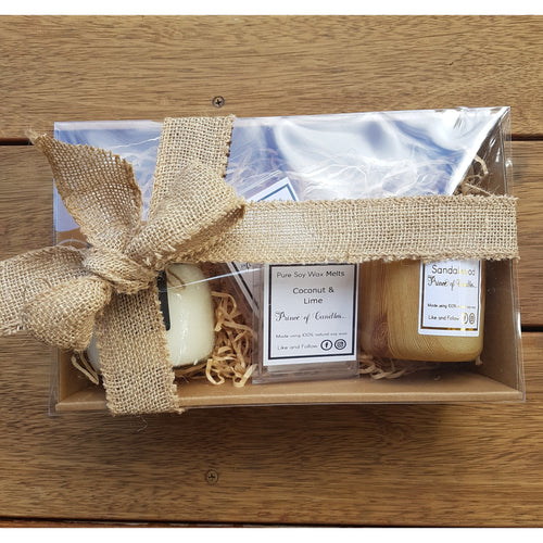 Luxury Home Fragrance Hamper, Gift Box - Prince of Candles