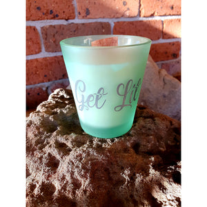 Get Lit in Watermelon Lemonade - Wood Wick Quote Candles Australia, Woodwick - Prince of Candles