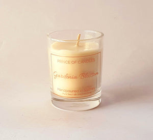 Scent Sample Gardenia Blossom Scented Candle, Sample size - Prince of Candles