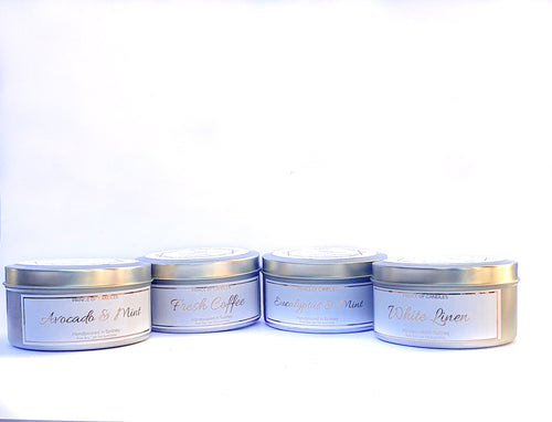 The Indecisive Sample Bundle, Travel Tin Candle - Prince of Candles