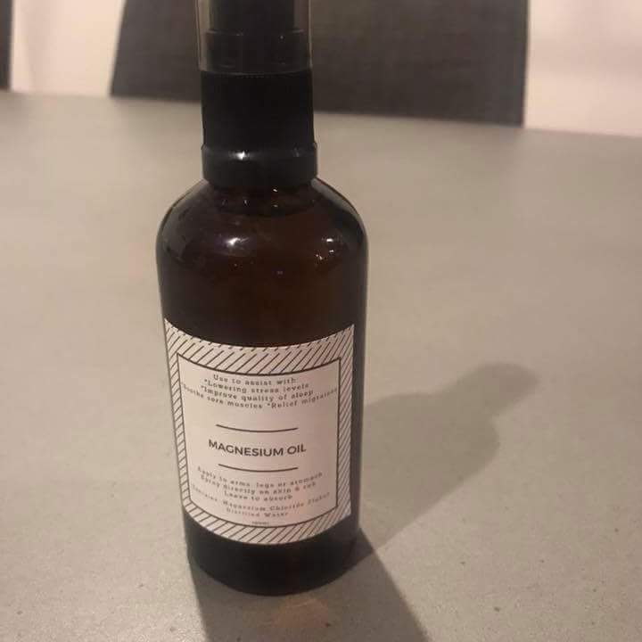 100ml Magnesium oil spray - Prince of Candles