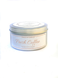 Scent Sample Fresh Coffee Scented Candle - Prince of Candles