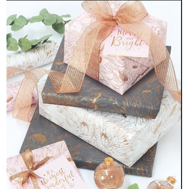 Candle Gift wrapping - Prince of Candles