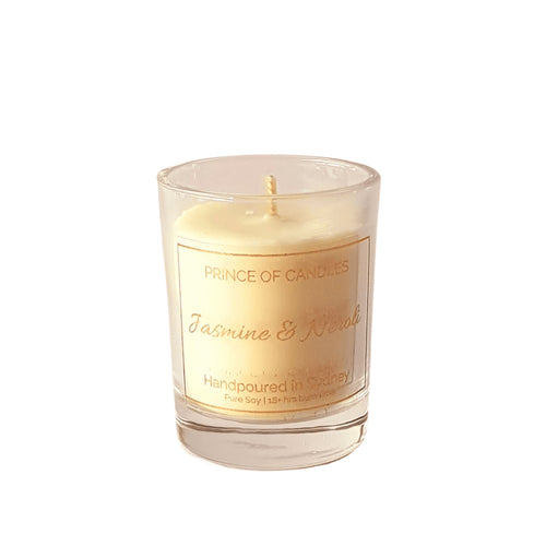Scent Sample Jasmine and Neroli Scented Candle, Sample size - Prince of Candles