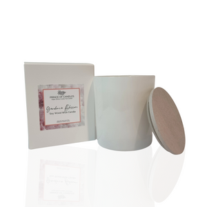 LIMITED EDITION: Mother's Day Collection Gardenia Blossom Scented Candle - Prince of Candles