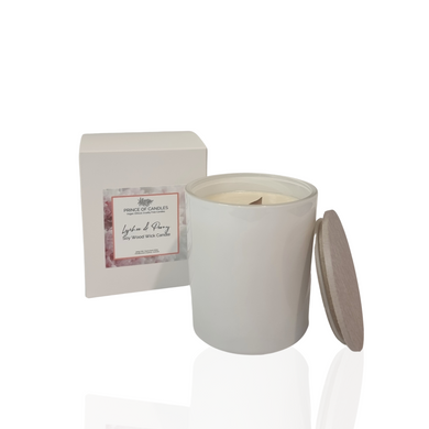 LIMITED EDITION: Mother's Day Collection Lychee & Peony Scented Candle - Prince of Candles