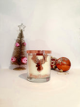 Maple Pumpkin Bread Scented Wood Wick Candle, Wood Wick Candles - Prince of Candles