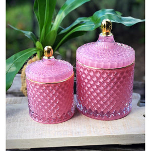 Japanese honeysuckle Soy Wax Candle - Prince of Candles