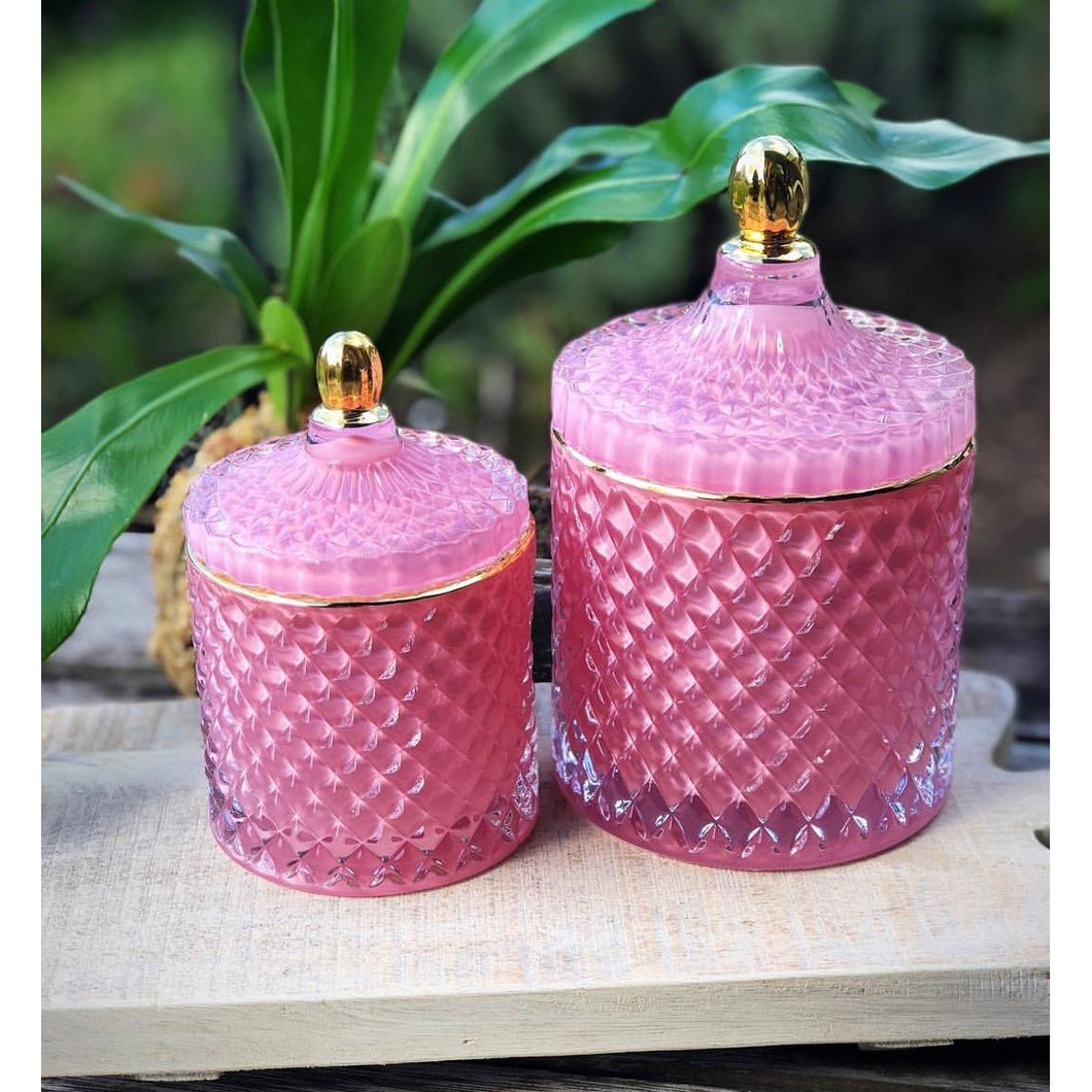 Japanese honeysuckle Soy Wax Candle, Luxury Candle - Prince of Candles