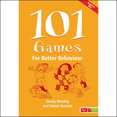 101 Games For Better Behaviour - Jenny Mosley