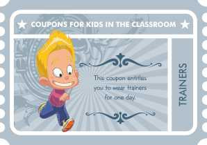 Coupons for the Class - Dr. Elmari Botha Verhage