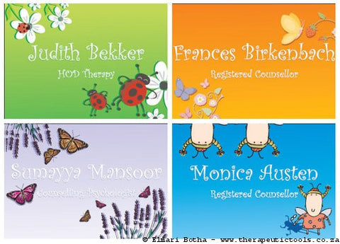 Sign boards - www.therapeutictools.co.za