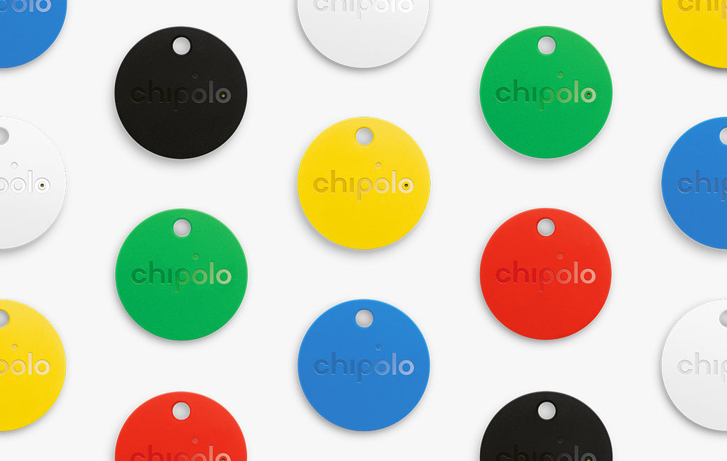 New Chipolo Colors