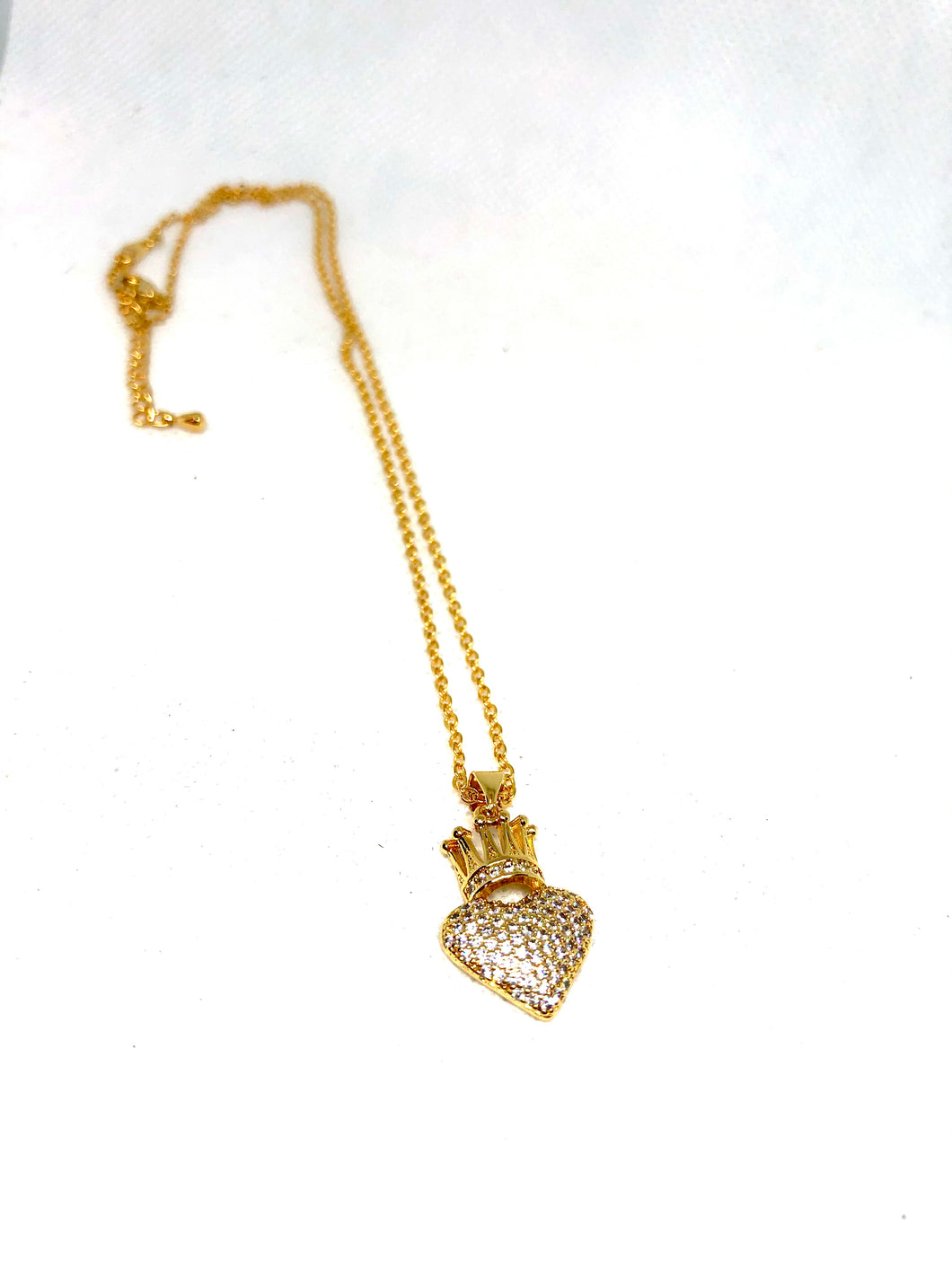 Queen of Hearts Necklace