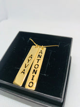 Cut Out Name (Multiple Pendants)