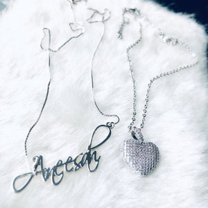 Signature Personalized Necklace