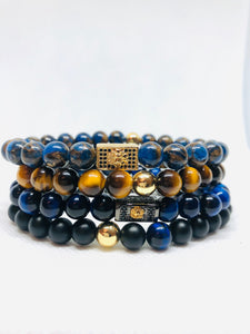 Tiger Eye Set