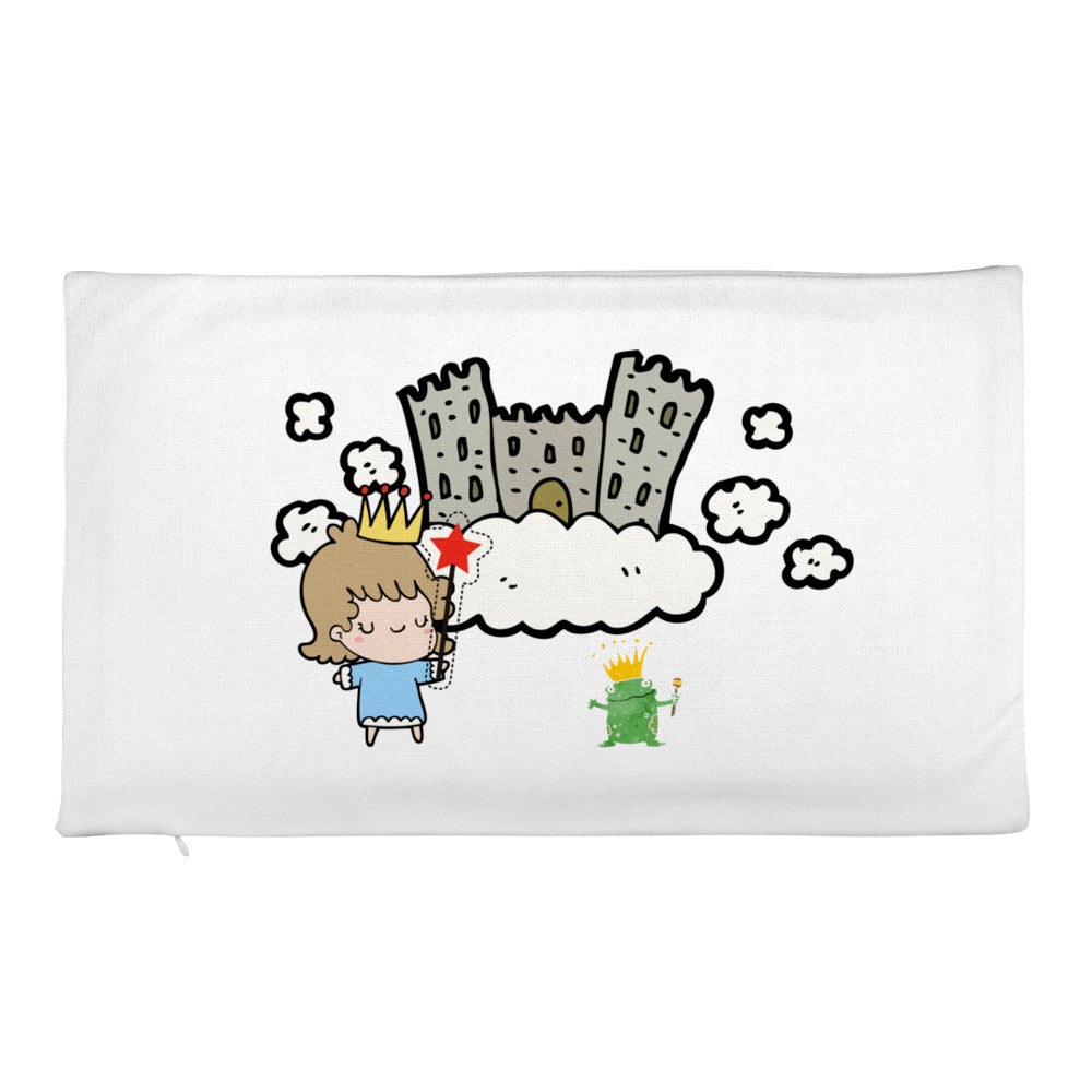 Premium Pillow Case only - Princess Maddy - i3