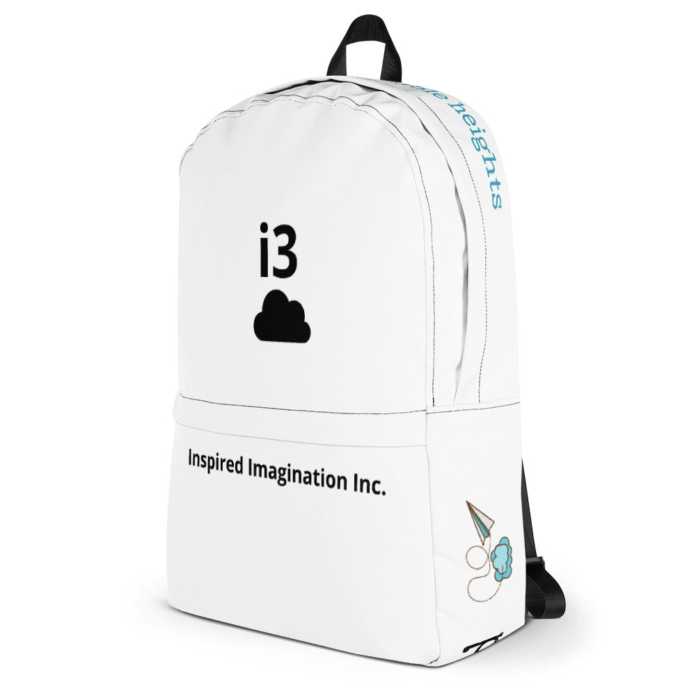 kids i3 backpack - by kids for kids