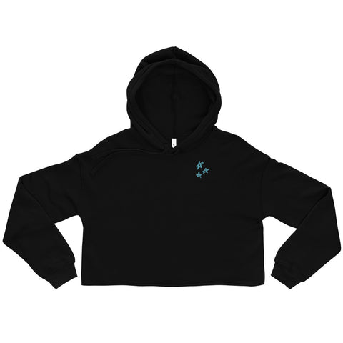 Crop Hoodie - Made from Stardust