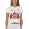 Crop Top Castle Tee