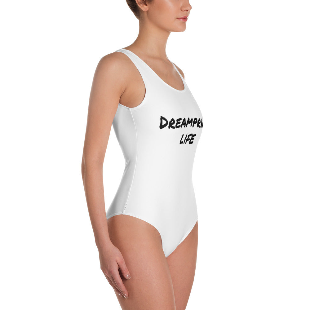 Bow Back DP Life One-Piece Swimsuit