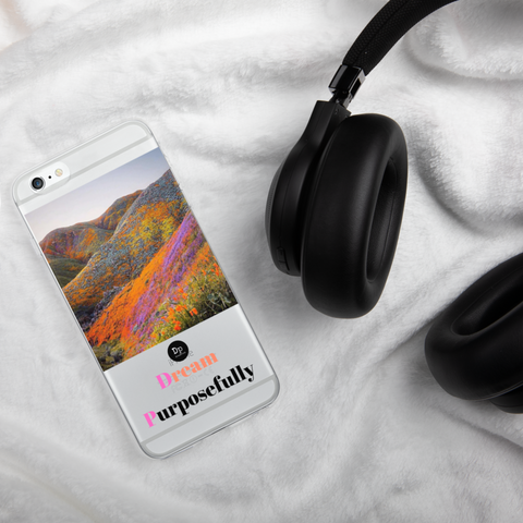 iPhone Case - DreamPrint Dream Purposefully - Magic Meadows
