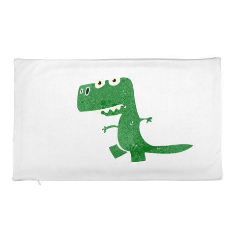 Premium Pillow Case - Dino - Rescuer of the Imagination