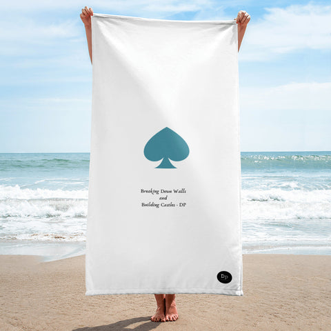 Spade Dream Purposefully Towel