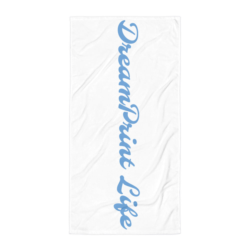 Beach and Bath Towel - DreamPrint Life