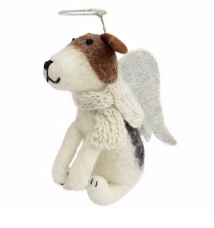 Fox Terrier Tree Topper