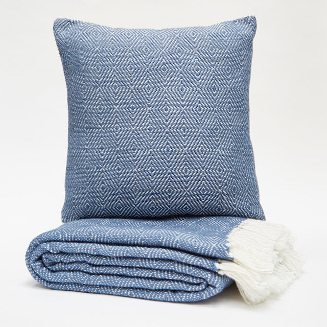 Blankets/Throw - Navy