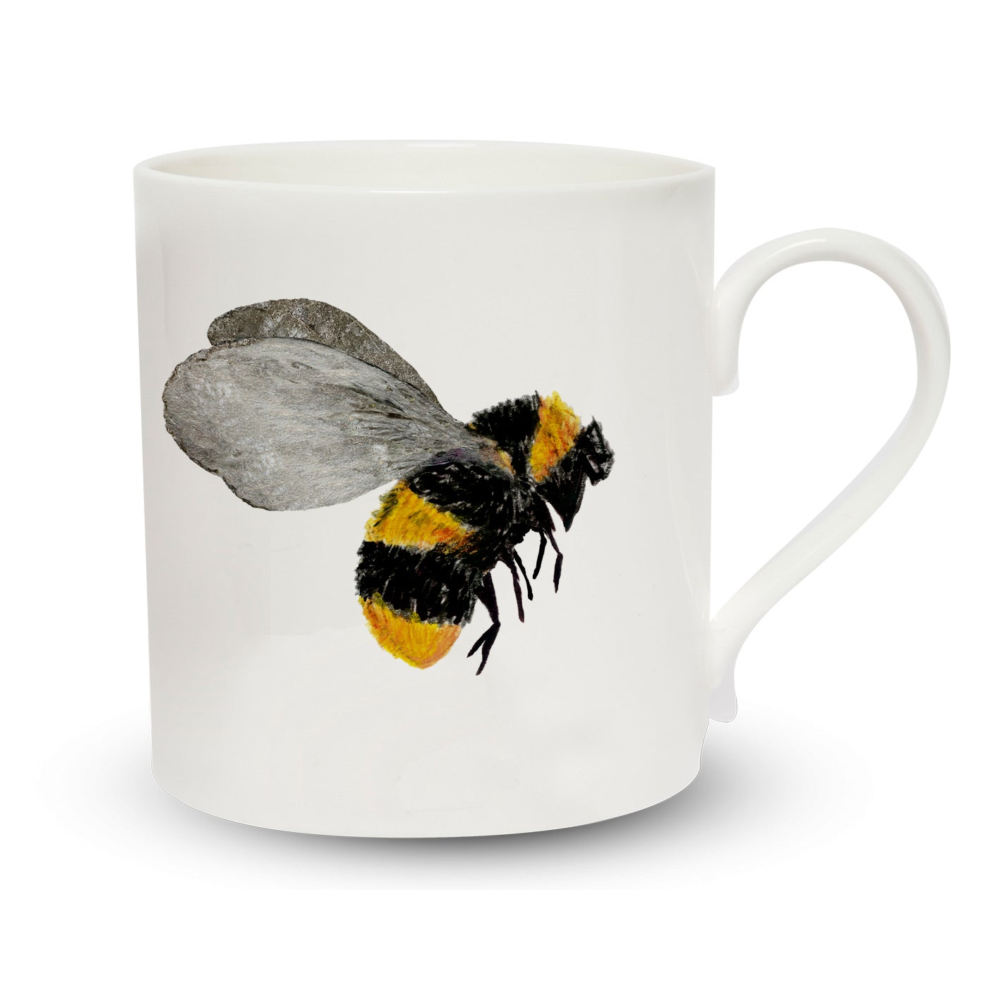 Bee Espresso Bone China Mug