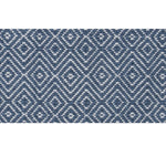 Weaver Green - Navy Diamond Rug 150 x 90cm