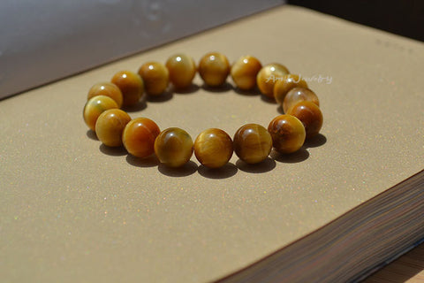 mens tiger eye bracelet