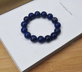 mens power energy beaded bracelet