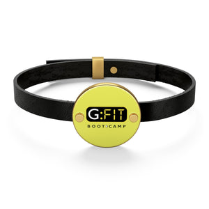 Leather G:FIT Bracelet