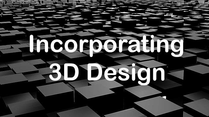 3D Printed Design - Making Ideas a Reality with 3D Printing