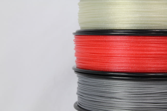 PLA 1.75mm Sparkle Range, Elefilament 3D Printer Filament