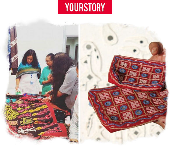 This artisan-led apparel and accessories brand is providing employment to 500 Gujarati women