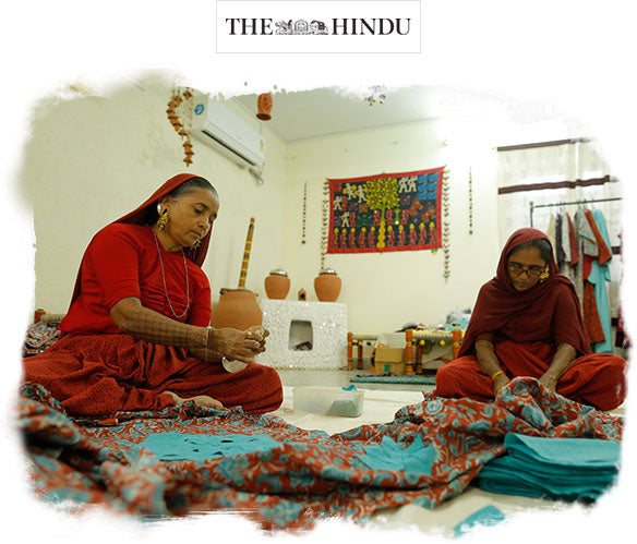 Products made by weavers and artisans in far-flung regions catch the fancy of a clientele hooked to social media. Meet the women who've made this possible.