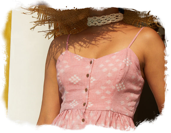 Hand Embroidered Dress for Women online
