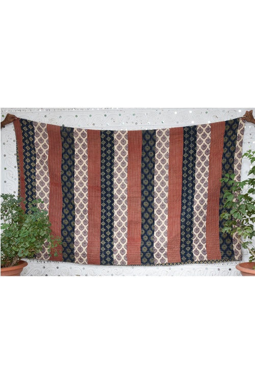 Okhai 'Amaya' Double Bed Quilt-9