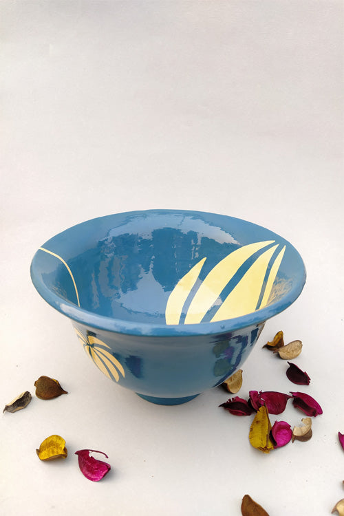 Sasha Home Accessories-Handcrafted Papier Mache Pot Pouri Bowl
