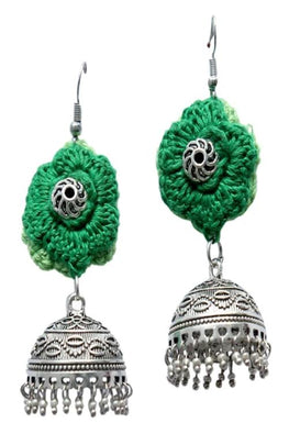 "Okhai ""Whimsical Chime"" Handmade Earrings"